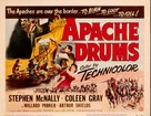 Apache Drums - Movie Poster (xs thumbnail)