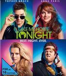 Take Me Home Tonight - German Blu-Ray movie cover (xs thumbnail)