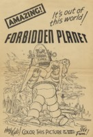 Forbidden Planet - poster (xs thumbnail)