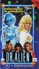 Dr. Alien - Australian VHS movie cover (xs thumbnail)