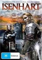 Isenhart - Die Jagd nach dem Seelenfänger - Australian DVD cover (xs thumbnail)