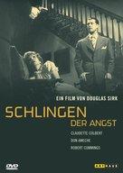 Sleep, My Love - German DVD cover (xs thumbnail)