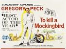 To Kill a Mockingbird - British Movie Poster (xs thumbnail)