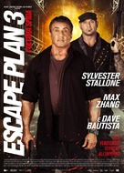Escape Plan: The Extractors - Italian Movie Poster (xs thumbnail)