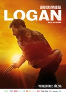 Logan - Czech Movie Poster (xs thumbnail)