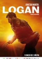 Logan - Czech Movie Poster (xs thumbnail)
