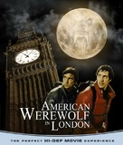 An American Werewolf in London - Movie Cover (xs thumbnail)