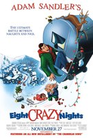 Eight Crazy Nights - Movie Poster (xs thumbnail)