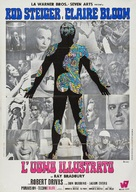 The Illustrated Man - Italian Movie Poster (xs thumbnail)