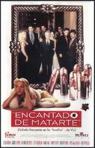Mad Dog Time - Spanish Movie Poster (xs thumbnail)