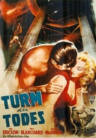 The Cruel Tower - German Movie Poster (xs thumbnail)