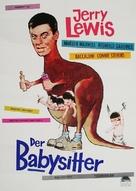 Rock-a-Bye Baby - German Movie Poster (xs thumbnail)