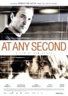 In jeder Sekunde - British Movie Poster (xs thumbnail)