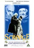 Scrooge - British DVD cover (xs thumbnail)