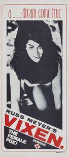 Vixen! - Australian Movie Poster (xs thumbnail)