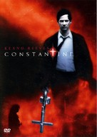 Constantine - French DVD movie cover (xs thumbnail)