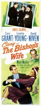 The Bishop's Wife - Movie Poster (xs thumbnail)