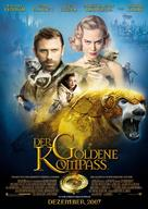 The Golden Compass - German Movie Poster (xs thumbnail)