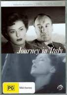 Viaggio in Italia - Australian DVD cover (xs thumbnail)
