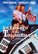 The Money Pit - Danish DVD movie cover (xs thumbnail)