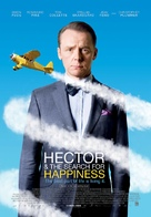 Hector and the Search for Happiness - Canadian Movie Poster (xs thumbnail)