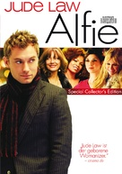Alfie - German DVD cover (xs thumbnail)