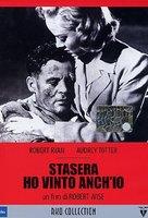 The Set-Up - Italian DVD movie cover (xs thumbnail)