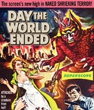 Day the World Ended - DVD movie cover (xs thumbnail)