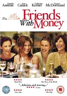 Friends with Money - British DVD cover (xs thumbnail)