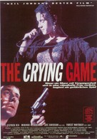 The Crying Game - German DVD cover (xs thumbnail)