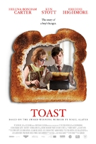 Toast - British Movie Poster (xs thumbnail)