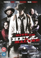 Give 'em Hell, Malone - British DVD cover (xs thumbnail)