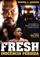Fresh - Brazilian DVD cover (xs thumbnail)