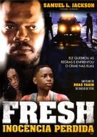 Fresh - Brazilian DVD movie cover (xs thumbnail)