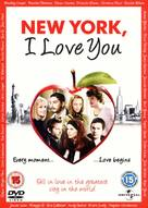 New York, I Love You - British Movie Cover (xs thumbnail)