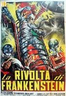 The Evil of Frankenstein - Italian Movie Poster (xs thumbnail)