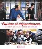 Cuisine et dépendances - French Blu-Ray movie cover (xs thumbnail)