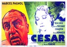 Cèsar - French Movie Poster (xs thumbnail)