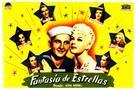 Star Spangled Rhythm - Spanish Movie Poster (xs thumbnail)