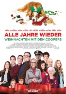 Love the Coopers - German Movie Poster (xs thumbnail)