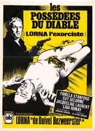 Exorcism - Belgian Movie Poster (xs thumbnail)