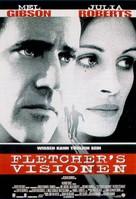 Conspiracy Theory - German Movie Poster (xs thumbnail)