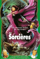 The Witches - French Movie Poster (xs thumbnail)