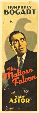 The Maltese Falcon - Homage movie poster (xs thumbnail)