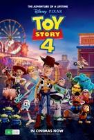 Toy Story 4 - Australian Movie Poster (xs thumbnail)