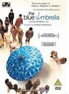 The Blue Umbrella - British DVD cover (xs thumbnail)