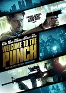 Welcome to the Punch - DVD movie cover (xs thumbnail)