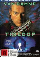 Timecop - New Zealand DVD movie cover (xs thumbnail)