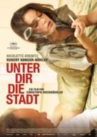 Unter dir die Stadt - German Movie Poster (xs thumbnail)