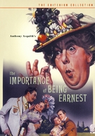 The Importance of Being Earnest - DVD movie cover (xs thumbnail)